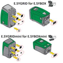 E.SYGRID installation