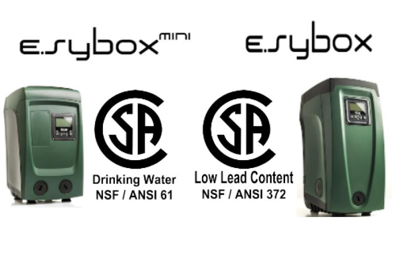 E.SYBOX & E.SYBOXmini NSF