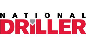 National Driller logo